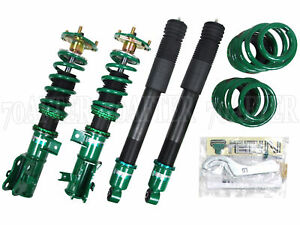 Tein Flex Z 16ways Adjustable Coilovers For 14 15 Honda Civic Si Fb6 Fg4