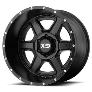 5 18 Xd Fusion Satin Black Wheels Jeep Wrangler Jk 33 Toyo At2 Tires Package