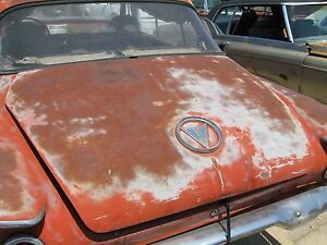 1962 Plymouth Valiant 2 Door Hardtop Trunk Lid