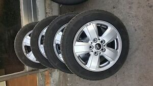 Mini Cooper 5door 15inch Wheel Tire