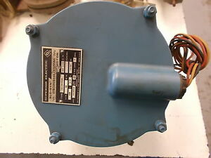 Superior Electric Synchronous stepping Motor 72 Rpm 120v 3 0a X1100 2002