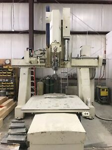 Quintax 5 Axis Cnc Router