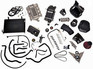 Ford Mustang Gt 5 0l 2015 2017 Roush Phase 2 Supercharger Intercooled Kit