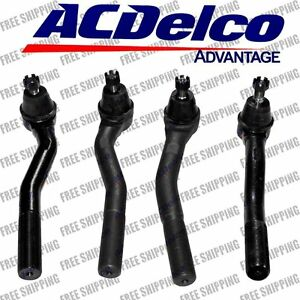 Steering Ends For Jeep Outer Tie Rod End Drag Link Fits 99 04 Grand Cherokee