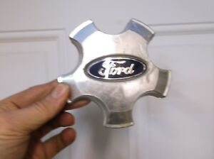 Ford Freestyle Machined Center Cap Part 5f93 1a096 ac 20831 20837