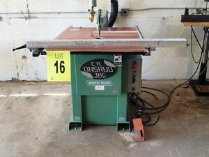 C r Onsrud Model 3025 Inverted Pin Router woodworking Machinery