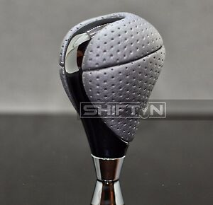 Punched Piano Black Gear Shift Knob For Lexus Es340 Gs300 Is350 Gs450h Isf Rbpbp