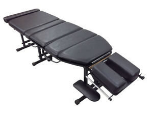 Devlon Northwest Portable Chiropractic Table Drops Adjustment Treatment Club 180