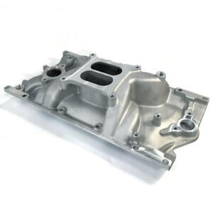 Revolution Intake Manifold 9151 Dual Plane Aluminum For Chevy 5 0 5 7l Vortec