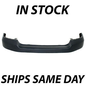 New Primered Front Upper Bumper Cover Fascia For 2004 2006 Ford F150 Pickup