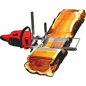 Chainsaw Mill Modelg777 Granberg Lightweight Cuts Beams Lumber 5 To 13 In Thick