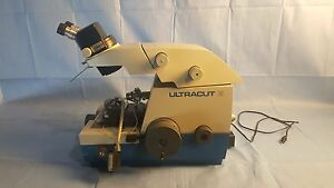 Reichert jung 701704 Ultracut E Stero Star Zoom 0 7x To 4 2x 570 Microtome