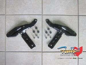 11 19 Dodge Ram 1500 5500 Trailer Tow Mirror Bracket And Hardware Kit Mopar Oem