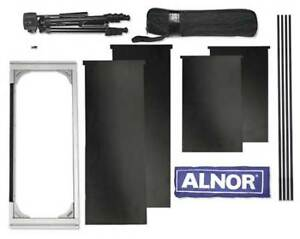 Bio Hood And Frame Kit 8 In X 21 In Tsi Alnor 801204