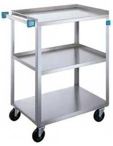 Utility Cart 500 Lb stainless Steel