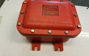Ejb864 Explosion Proof Junction Box 8 x6 4