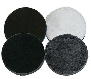Lake Country 5 1 4 Microfiber Pads 4 pack