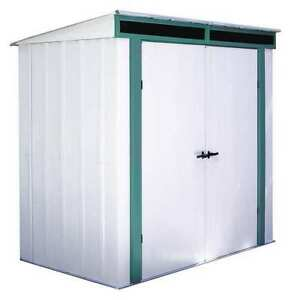 Outdoor Storage Shed 25 Cu Ft sand Arrow Sheds Elphd64