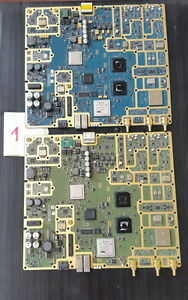 2 Boards Xilinx Virtex 5 Xc5vlx85t On The Board