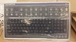 Olympus Maj 1921 Keyboard For Cv 190 Endoscopy Processor Inv 3604 Oem Box