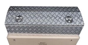 Aluminum 44 X 15 Truck Tongue Tool Box For Pickup Trailer Rv Storage