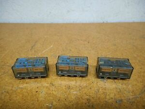 Aromat Sp2 dc5v Ar102998 Relays 10a 30vdc Used With Warranty lot Of 3