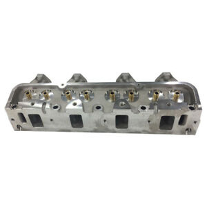 Renegade Bare Cylinder Head Set 11927b 170 Aluminum 72cc For Ford 390 428 Fe