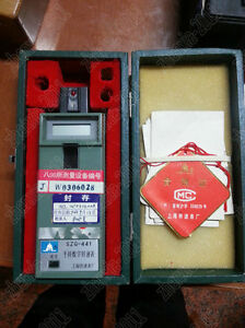 1pc Used Szg 441a Non contact Handheld Digital Tachometer
