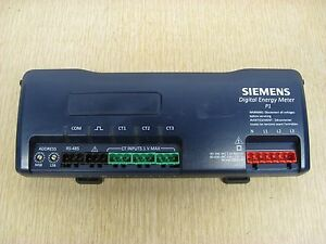 Siemens Md p1 Mdbm Md Bm Bacnet modbus Digital Energy Power Meter Free Shipping