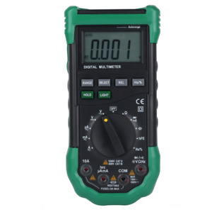 Mastech Ms8268 Digital Ac dc Auto manual Range Digital Multimeter Meter