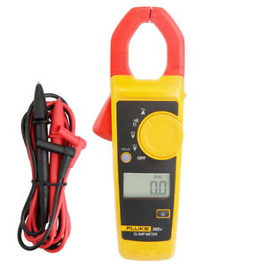 New Fluke 302 F302 Digital Clamp Meter Ac dc Multimeter Tester