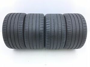 4 Pirelli Winter Sottozero 295 30 20 2953020 Set Of 4 Take Offs 99 9