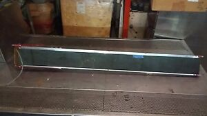 65 Long Small Stainless Steel Bed Belt Conveyor Infeed From Cosmetic Cartoner