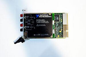 National Instruments Ni Pxi 4070 6 digit 300 V Onboard 1 8 Ms s Iso Digit