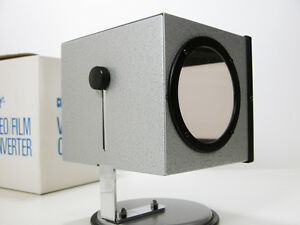 diy telecine film transfer box super 8 reg