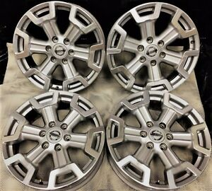 Nissan Titan 20 Inch Oem Wheels Rims Factory 4 Set 4 Set 6 Spoke Reduced