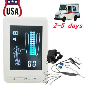 Usa Stock Woodpecker Iii Style Dental Apex Locator Endodontic Root Canal Finder