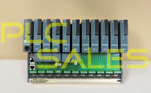 Eurotherm 2500 Series Modbus Controller With 10 slot Chassis Analog Io