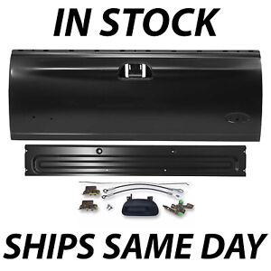 New Primered Steel Complete Tailgate For 1997 2003 Ford F150 F250 F350 Sd 97 03