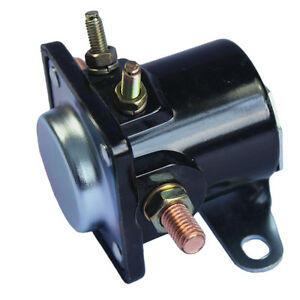 New Starter Solenoid Relay Sw 3 Ford Jeep Lincoln Mercury 1958 1991