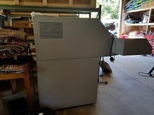 Destroyit Ideal 4107 Industrial Commercial Shredder