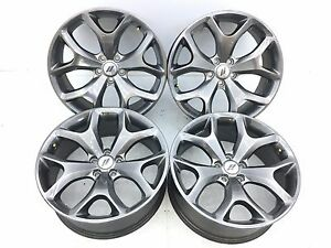 20 20 Inch Oem Factory Dodge Challenger Charger Rt Wheels Rims Hyper Grey 2523
