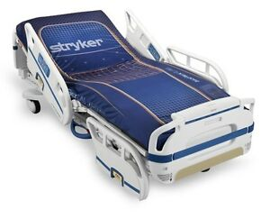 New 24 Stryker S3 Ex Beds With Iso Flex Mattress all 24 Bed