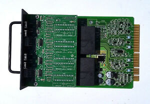 Edi Eberle Design Four Channel Dip Switch Programmable Loop Detectors Lm224