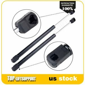 2x Hood Lift Supports Gas Springs For 1997 2006 Ford Expedition F 150 F 250