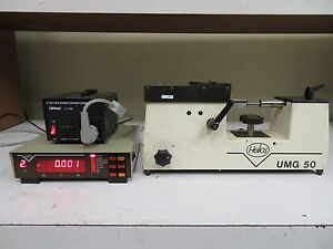 Helios Umg 50 Universal Length Measuring Machine Id od Gage Comparator Fr1