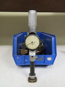 Standard Dial Bore Gage No 4 2 12 3 12 0001 Tested Db61