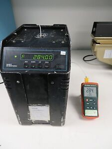 Fluke hart Scientific Model 9105 Dry well Calibrator Fx22