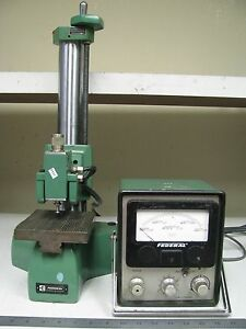 Federal Electronic High Precision Comparator Gage 0 4 000002 Ev13
