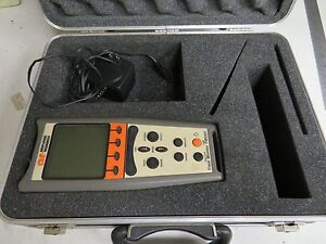 Emc Ets Lindegren Ar Amplifier Research Fm5501 Portable Field Monitor Ms40